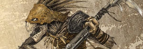 Лайвстрим: Пробная игра в Warhammer Dawn of War 2 - Retribution