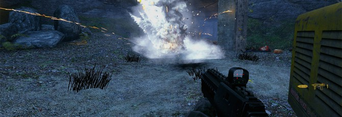 Тизер-трейлер мода Half-Life 2: MMod, перерабатывающего графику и геймплей Half-Life 2