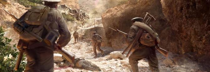 Дополнение Turning Tides  для Battlefield выйдет 11 декабря