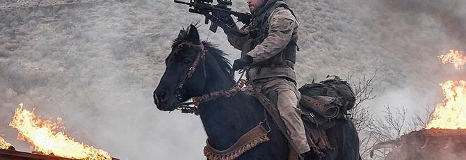 """Крис Хемсворт в Афганистане в трейлере фильма """"Кавалерия"""""""
