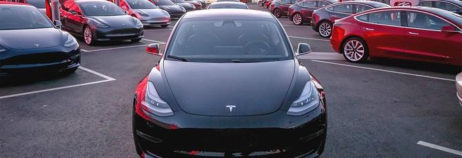 Tesla тратит полмиллиона долларов в час