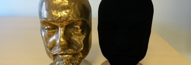 Самый черный материал в мире привезут на Олимпиаду