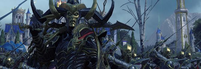 Для Total War: Warhammer — Mortal Empires вышло крупное обновление