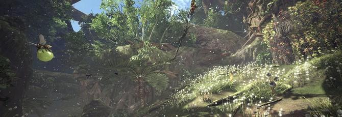 Очередные 20 минут геймплея Monster Hunter: World