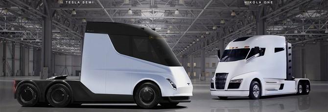 Электрические грузовики Tesla будут стоить от $150 тысяч