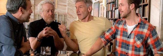"""Дени Вильнев выгнал Ридли Скотта со съемок """"Бегущего по лезвию 2049"""""""