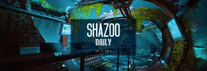 Shazoo Daily: Последний день осени