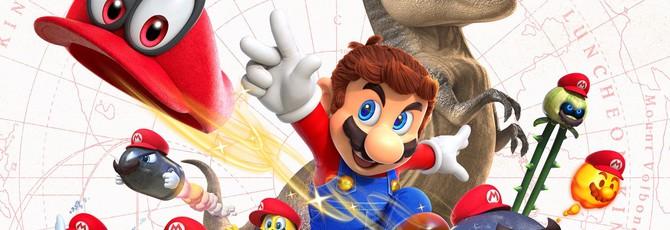 Одиссея Марио: обзор Super Mario Odyssey