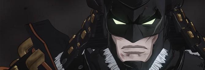 Первый трейлер Batman Ninja