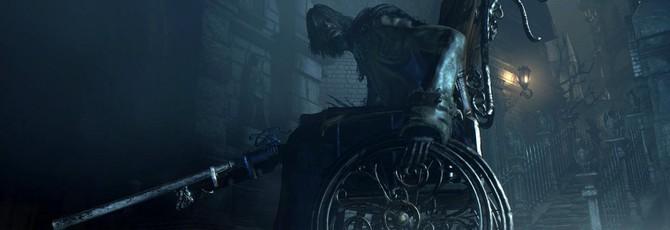 Датамайнер нашел в Bloodborne модели вырезанных монстров и персонажей
