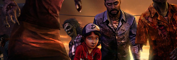 Видео-сравнение обновленной The Walking Dead Collection с оригиналом