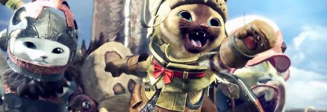 Новый обзорный трейлер Monster Hunter: World