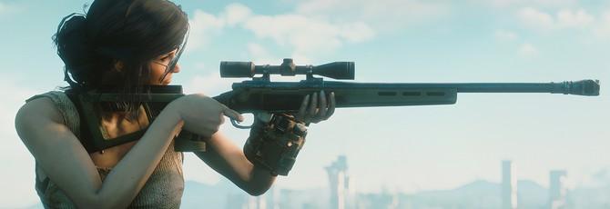 Мод Fallout 4 Horizon меняет геймплей игры
