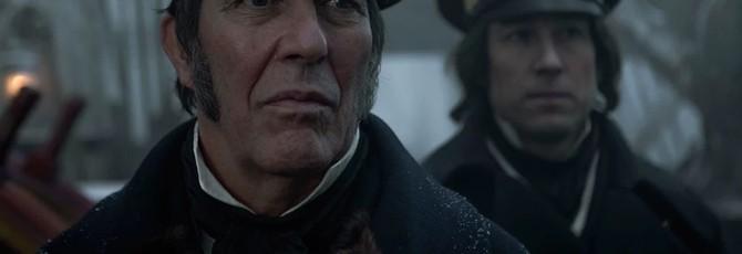 Первый тизер и кадры The Terror от AMC