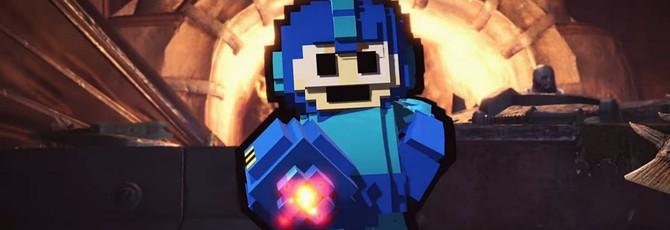 Трейлер дополнения для Monster Hunter: World с Mega Man