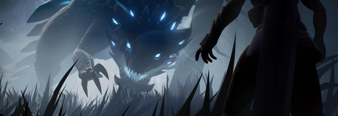 Битвы с боссами в новом геймплее кооперативной Dauntless