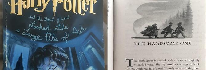 ИИ написал новый роман про Гарри Поттера