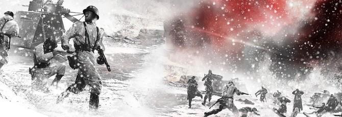 Бесплатная раздача Company of Heroes 2 от Humble Bundle