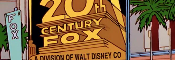 """""""Симпсоны"""" предсказали сделку Disney и Fox"""