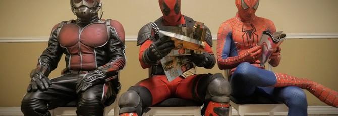 Дэдпул и Люди Икс станут частью киновселенной Marvel Studios
