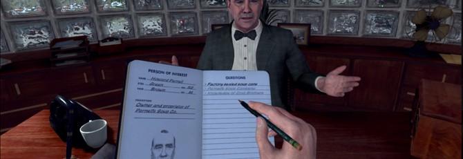Трейлер L.A. Noire: The VR Case