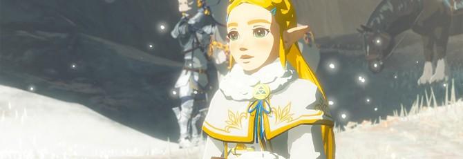 Разработка новой игры Legend of Zelda уже началась