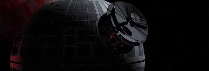 Таймлапс строительства Звезды Смерти