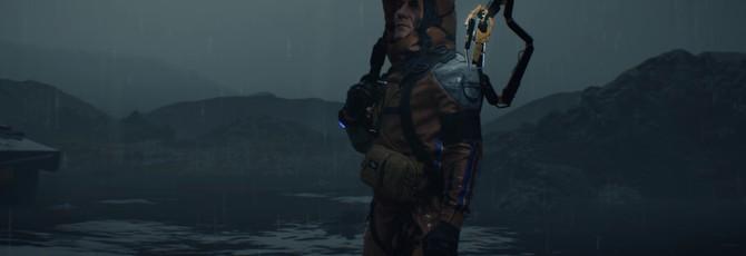 Sony назвала Death Stranding эксклюзивом PS4