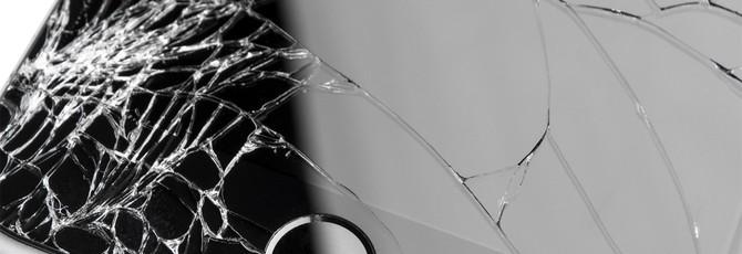Создан полимер, способный заживлять разбитый экран смартфона