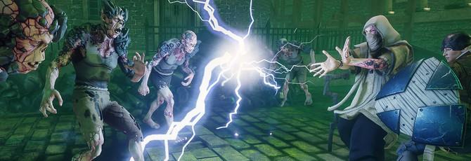Дилер станет компаньоном в новом дополнении для Hand of Fate 2