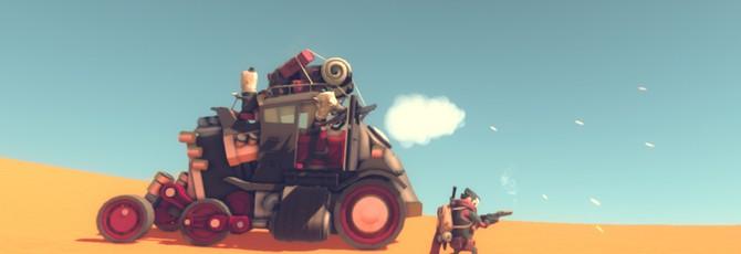 В новом геймплее Little Devil Inside показали трудности выживания в пустынях