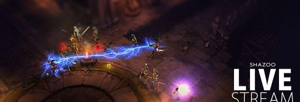 Лайв-стрим Diablo III: Прохождение