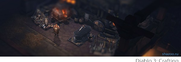 Гайд Diablo III – крафтинг