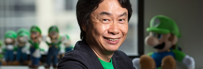 Сигэру Миямото рассказал, что Nintendo нанимает дизайнеров игр даже без игрового опыта
