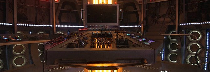 Таймлапс — разбор TARDIS эпохи Питера Капальди
