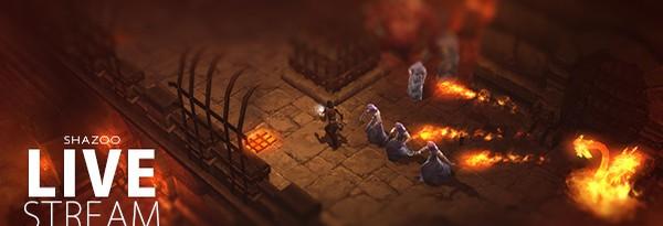 Лайв-стрим Diablo III: Прохождение. Часть 2