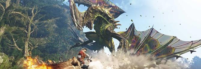 PC-версия Monster Hunter: World выйдет только осенью