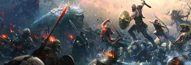 God of War на обложке нового GameInformer