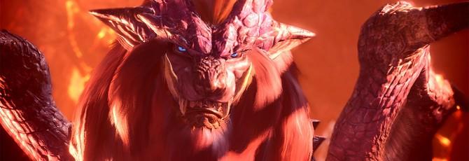 Новая бета Monster Hunter: World стартует через две недели