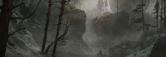 Масса новых деталей God of War