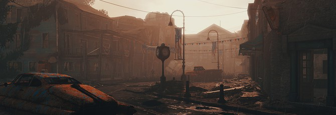 Мод хардкорного ребаланса Fallout 4 делает боевую систему лучше