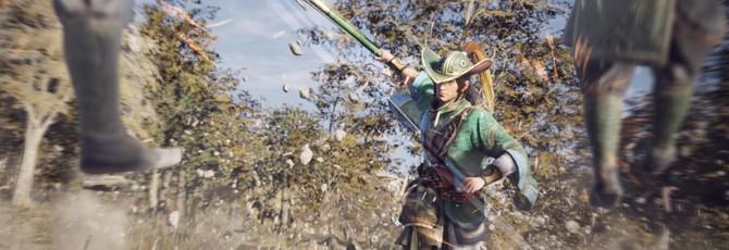 Новые трейлеры офицеров Dynasty Warriors 9