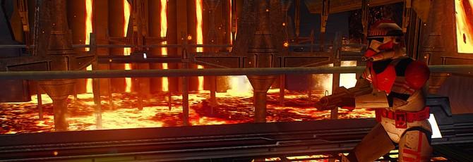 Для оригинального Star Wars: Battlefront 2 вышел мод с улучшенной графикой