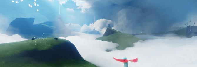 27 минут геймплея Sky от создателей Journey