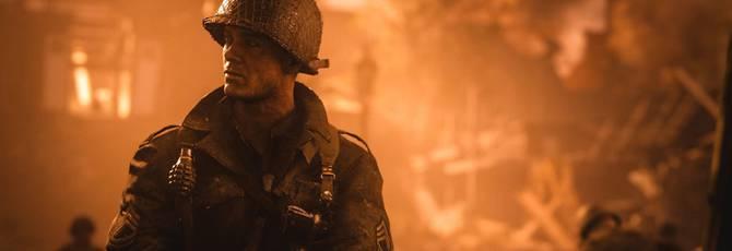 Call of Duty: WWII вернулась на первое место в британском чарте продаж