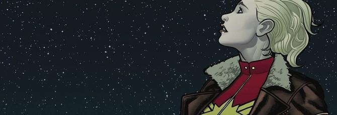 Первый взгляд на Бри Ларсон в роли Капитана Марвел