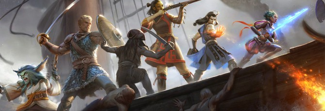 Pillars of Eternity 2: Deadfire получит минимум три дополнения