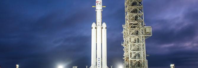 Запуск Falcon Heavy запланирован на 6 февраля
