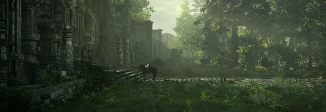Digital Foundry назвала ремейк Shadow of the Colossus волшебным