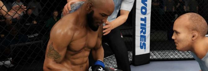 Оценки UFC 3 — неплохо, но могло быть и лучше